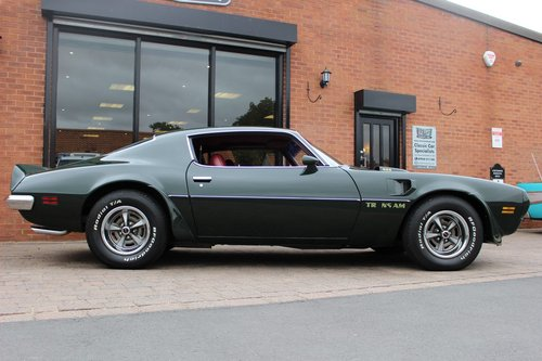 1973 Pontiac Trans-Am 455 7.5 V8  (picture 3 of 6)