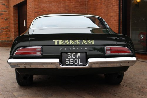 1973 Pontiac Trans-Am 455 7.5 V8  (picture 5 of 6)