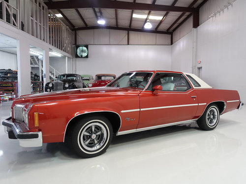 1977 Pontiac Grand Prix SJ | Only 9,445 Actual Miles! For Sale (picture 1 of 6)