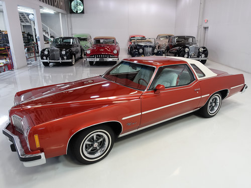 1977 Pontiac Grand Prix SJ | Only 9,445 Actual Miles! For Sale (picture 2 of 6)