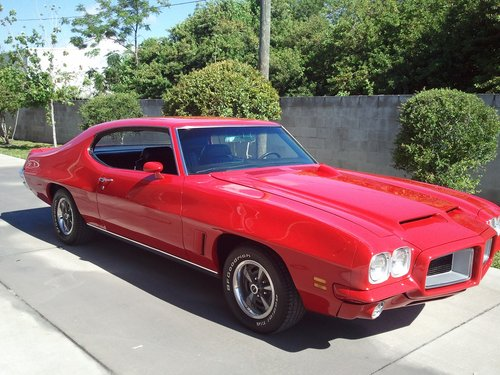 1972 Pontiac GTO For Sale (picture 2 of 6)