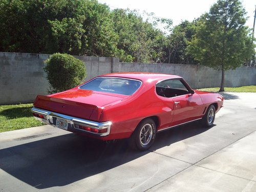 1972 Pontiac GTO For Sale (picture 3 of 6)
