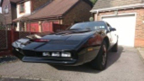 1986 KNIGHT RIDER KITT PONTIAC TRANS AM For Hire (picture 3 of 4)