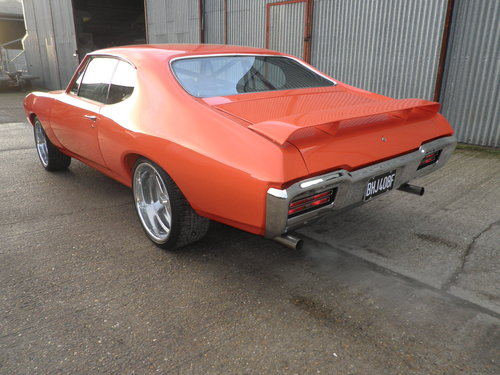 1968 Stunning 750HP Pontiac GTO Coupe For Sale (picture 3 of 6)