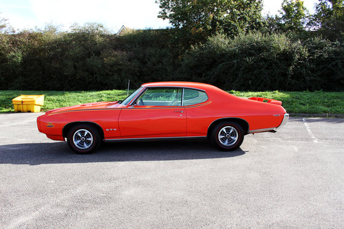 1969 Pontiac G.T.O Judge For Sale (picture 2 of 6)
