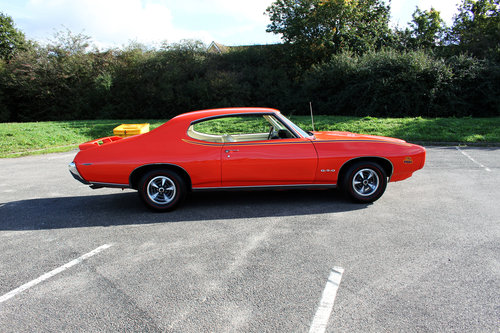 1969 Pontiac G.T.O Judge For Sale (picture 4 of 6)
