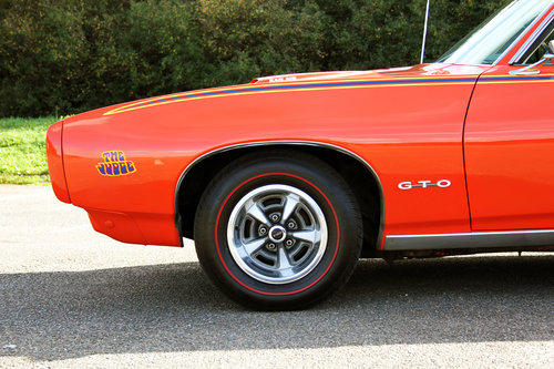 1969 Pontiac G.T.O Judge For Sale (picture 5 of 6)