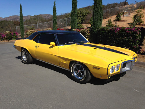 1969 Restomod Firebird for saile For Sale (picture 1 of 6)