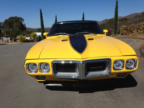 1969 Restomod Firebird for saile For Sale (picture 2 of 6)