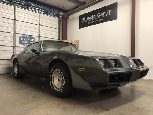1980 Pontiac  Trans AM Turbo  WS6 package   SOLD (picture 1 of 6)