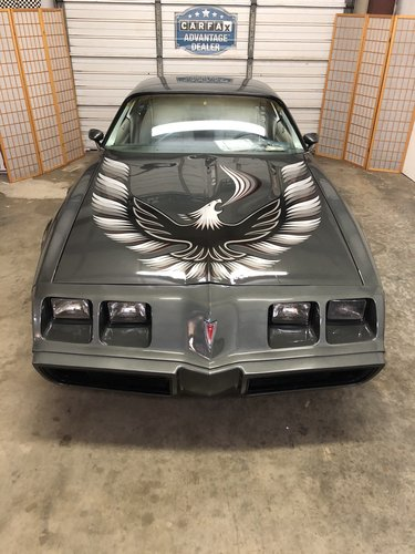 1980 Pontiac  Trans AM Turbo  WS6 package   SOLD (picture 2 of 6)