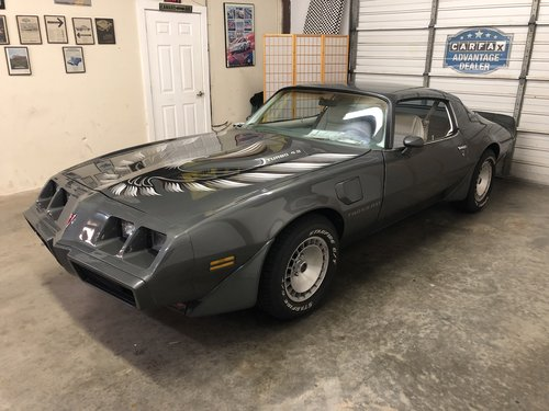 1980 Pontiac  Trans AM Turbo  WS6 package   SOLD (picture 3 of 6)