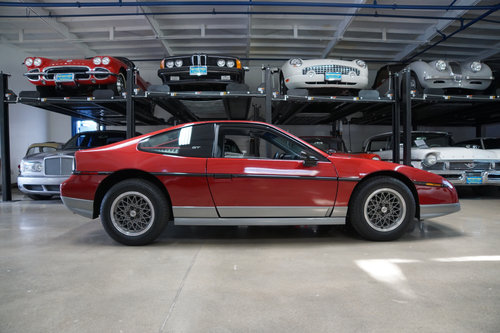 1987 Pontiac Fiero GT with 13K original miles SOLD (picture 3 of 6)