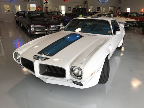 1970 TRANS AM 70 1/2 TRANS AM RAM AIR III AUTO AC PS PB For Sale (picture 6 of 6)