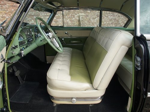 1953 Pontiac Chieftain Custom Deluxe Eight Catalina Hardtop Coupé For Sale (picture 3 of 6)