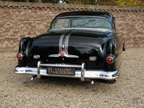 1953 Pontiac Chieftain Custom Deluxe Eight Catalina Hardtop Coupé For Sale (picture 6 of 6)