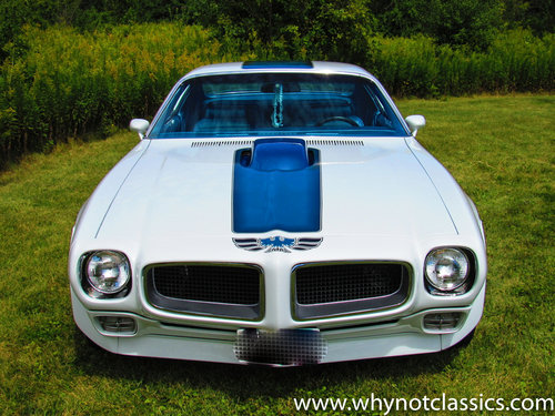 1970 Pontiac Trans Am 400 - Fully Documented For Sale (picture 1 of 6)
