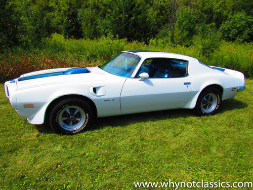 1970 Pontiac Trans Am 400 - Fully Documented For Sale (picture 2 of 6)