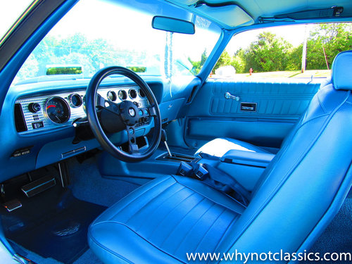 1970 Pontiac Trans Am 400 - Fully Documented For Sale (picture 3 of 6)