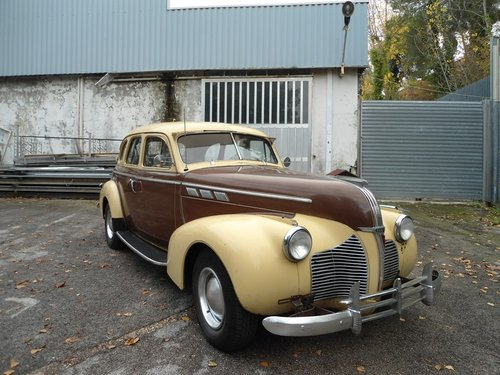 1940 Pontiac De Luxe For Sale (picture 1 of 6)