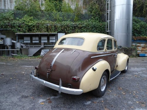 1940 Pontiac De Luxe For Sale (picture 2 of 6)