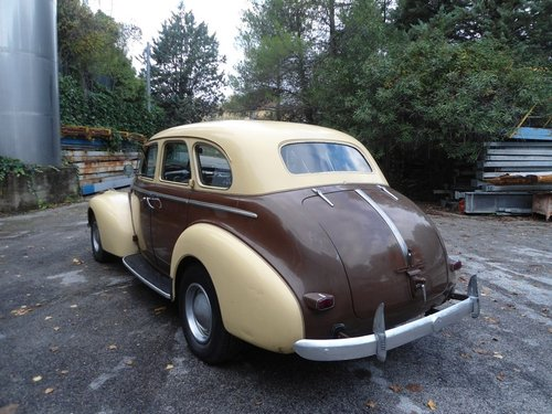 1940 Pontiac De Luxe For Sale (picture 3 of 6)