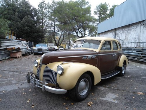 1940 Pontiac De Luxe For Sale (picture 4 of 6)