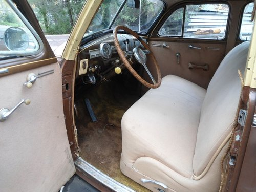 1940 Pontiac De Luxe For Sale (picture 5 of 6)
