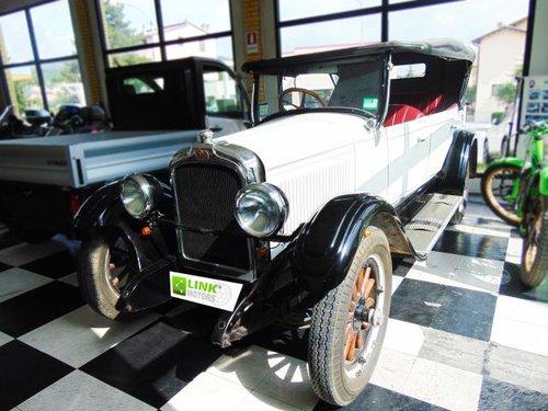 Pontiac 6 Tourer 6-27, anno 1926, iscritta ASI, restaurata  For Sale (picture 1 of 6)