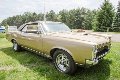 1967 Pontiac GTO Gold Package!!! For Sale (picture 1 of 6)