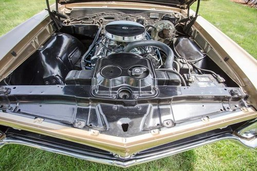 1967 Pontiac GTO Gold Package!!! For Sale (picture 3 of 6)