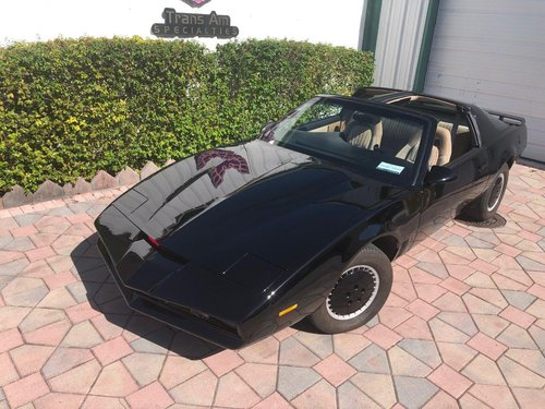 1983 Trans Am Kitt Knight rider two thousands For Sale (picture 2 of 6)