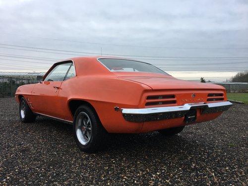 1969 Pontiac Firebird 350 V8 For Sale (picture 4 of 6)