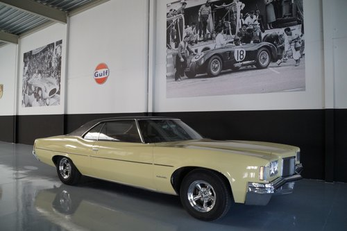 PONTIAC Catalina 454 Big Block (1972) For Sale (picture 1 of 6)