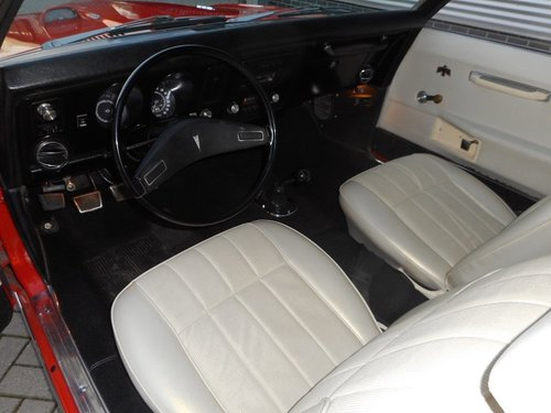 1969 PONTIAC FIREBIRD V8 CONVERTIBLE For Sale (picture 3 of 6)