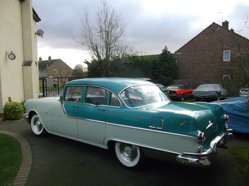 1955  Starchief 287, V8, Automatic Gearbox, Family Owned new For Sale (picture 1 of 6)