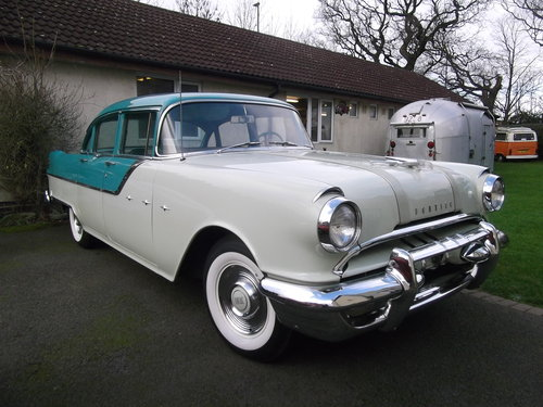 1955  Starchief 287, V8, Automatic Gearbox, Family Owned new For Sale (picture 2 of 6)