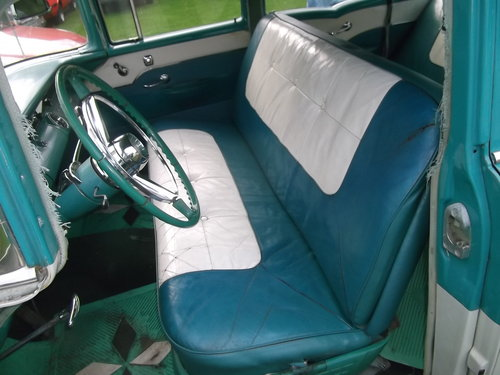 1955  Starchief 287, V8, Automatic Gearbox, Family Owned new For Sale (picture 5 of 6)