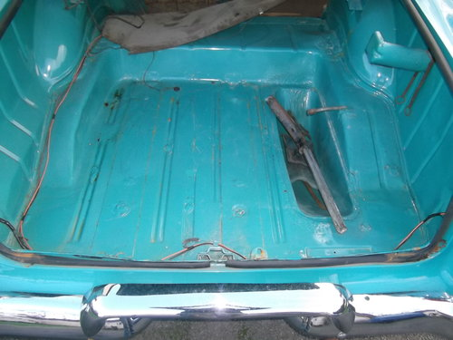 1955  Starchief 287, V8, Automatic Gearbox, Family Owned new For Sale (picture 6 of 6)
