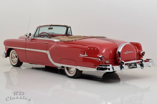 1954 Pontiac Star Chief Convertible For Sale (picture 3 of 6)