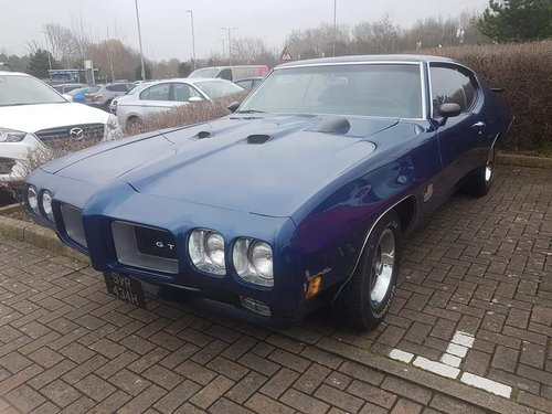 1970 PONTIAC GTO JUDGE TRIBUTE For Sale (picture 2 of 6)