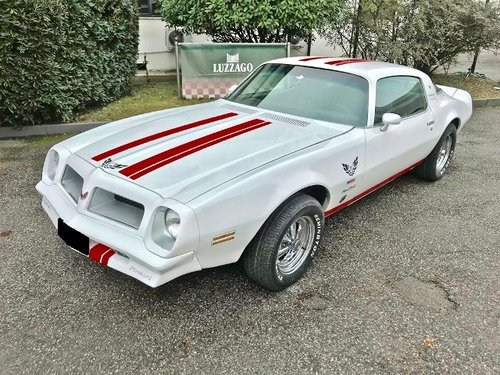 1976 PONTIAC FIREBIRD SOLD (picture 1 of 6)