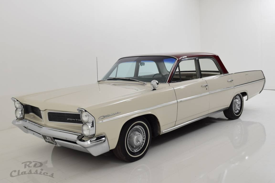 1963 Pontiac Catalina Sedan For Sale (picture 3 of 6)