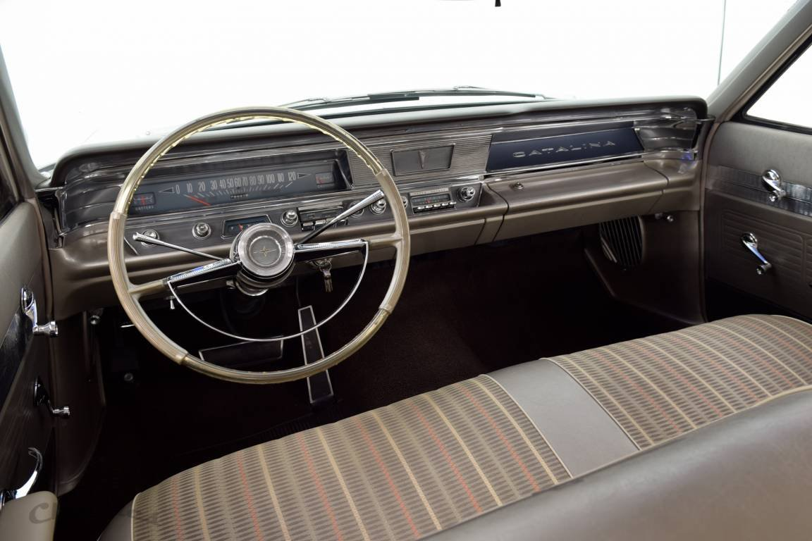 1963 Pontiac Catalina Sedan For Sale (picture 6 of 6)