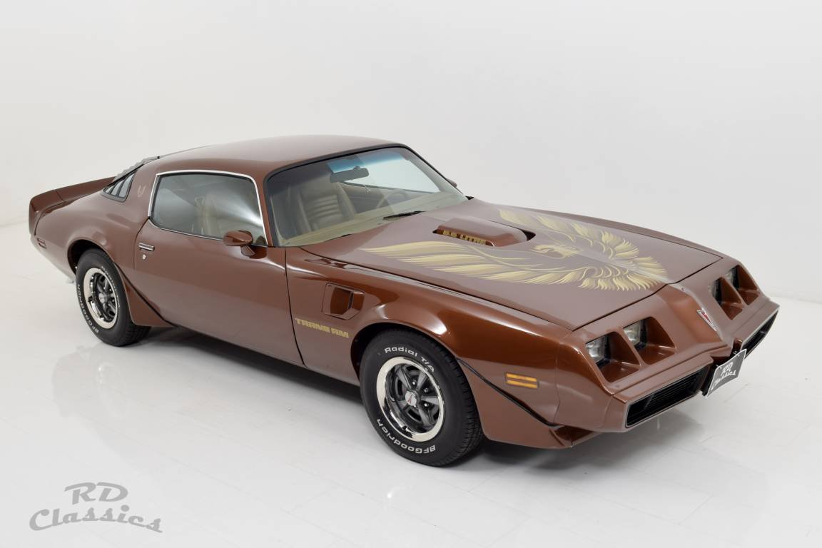 1979 Pontiac Trans Am 2D Coupe For Sale (picture 2 of 6)