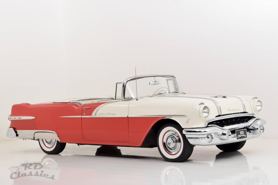 1956 Pontiac Star Chief Convertible For Sale (picture 1 of 6)