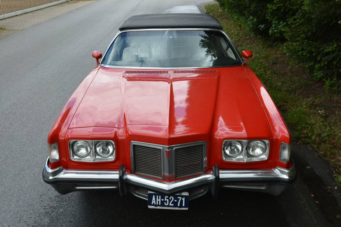 1972 Pontiac Catalina Convertible For Sale (picture 2 of 6)