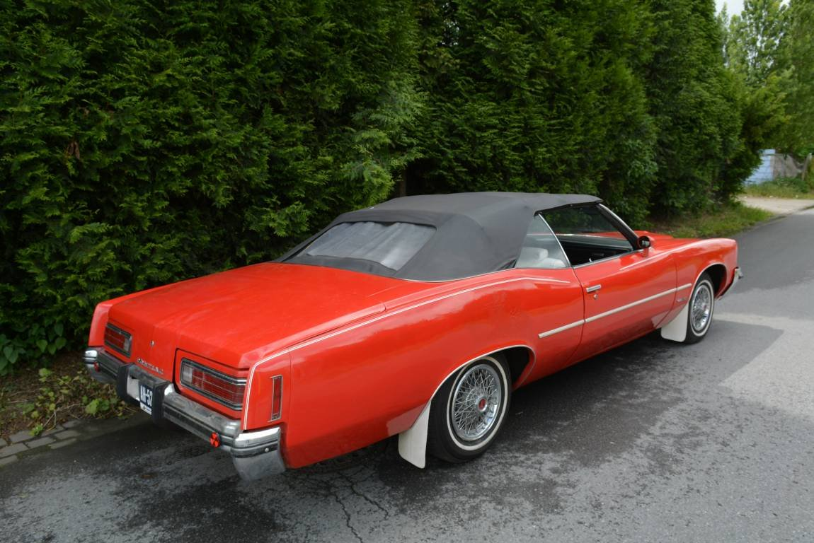 1972 Pontiac Catalina Convertible For Sale (picture 3 of 6)