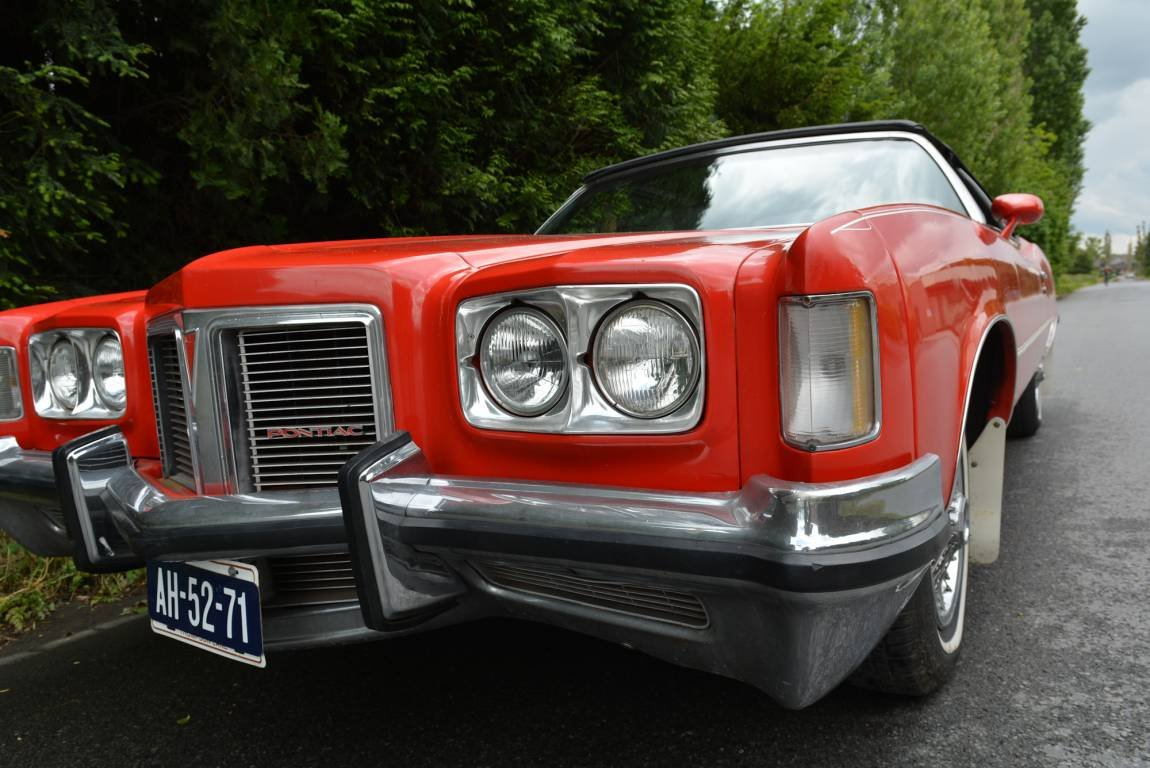 1972 Pontiac Catalina Convertible For Sale (picture 5 of 6)