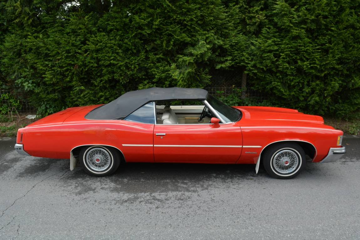 1972 Pontiac Catalina Convertible For Sale (picture 6 of 6)